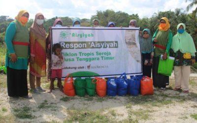 'Aisyiyah Kembali Bantu Warga Terdampak Bencana di Sumba Timur