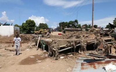 Bahu Membahu Perusahaan Logistik dan UKM Bantu Korban Banjir di NTT